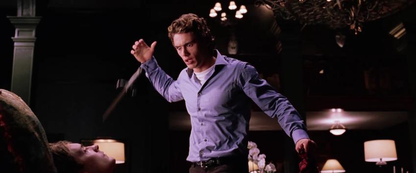 ハリーにスパイダーマン=パーカーだとバレてしまう