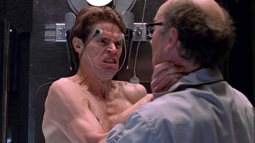 ノーマン、人体実験でグリーンゴブリンに