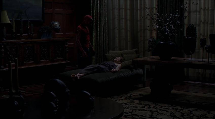グリーンゴブリン決戦!ハリーはスパイダーマンを敵視
