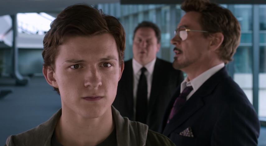 終章1:スパイダーマン、アベンジャーズ入りを拒否