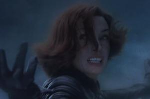 ジーンが強力な念力を発揮!X-MENを救う