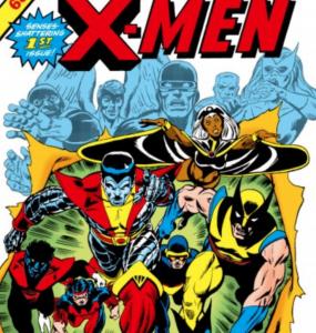 コミックでは1963年に誕生。1975年に現在のメンバーでのX-MEN再編成で人気に。