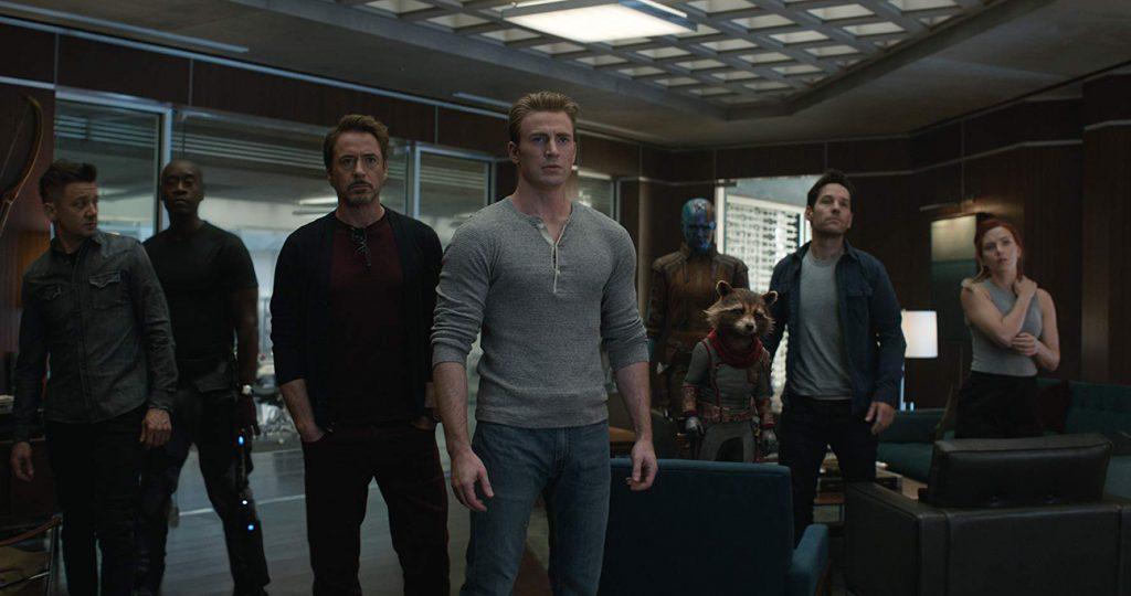 生き残ったメンバーが再集結!ハルクとソーの意外な変貌と、トニーには娘が!