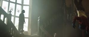 過去に戻ったウルヴァリンが、廃人同様のチャールズと再会