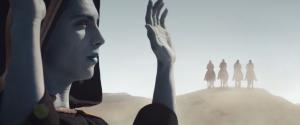 ラスト2 古代エジプトで、特殊な能力を発揮するエンサバヌールとは?