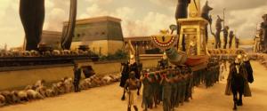 古代エジプトを支配していたミュータントが1983年に蘇る