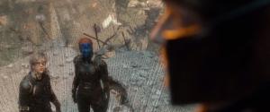 チャールズにエン・サバ・ヌールが魂転送を開始。X-MEN総力戦開始!